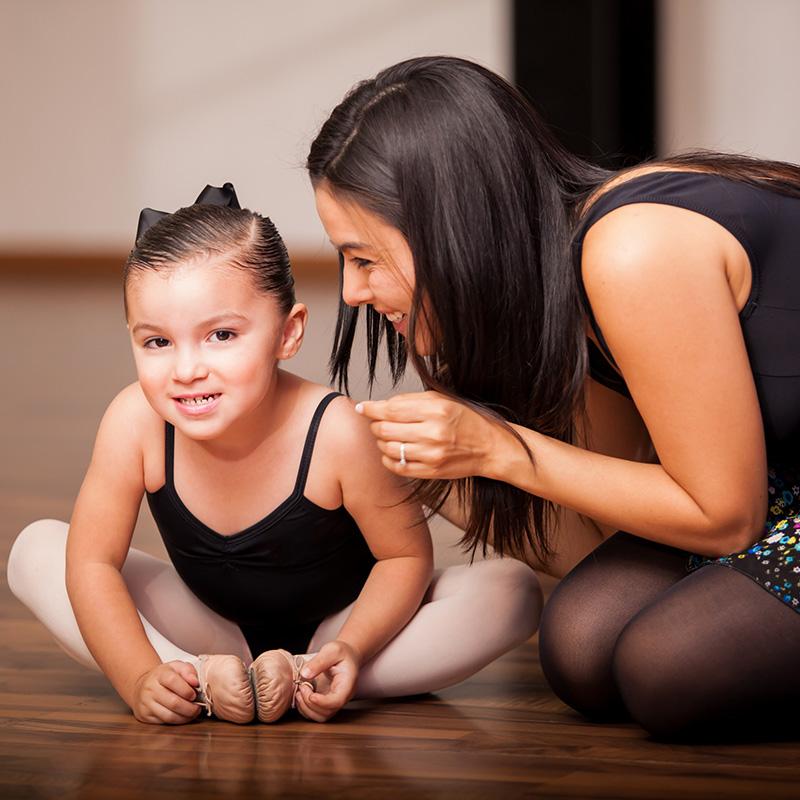 San Antonio Children's Dance Classes