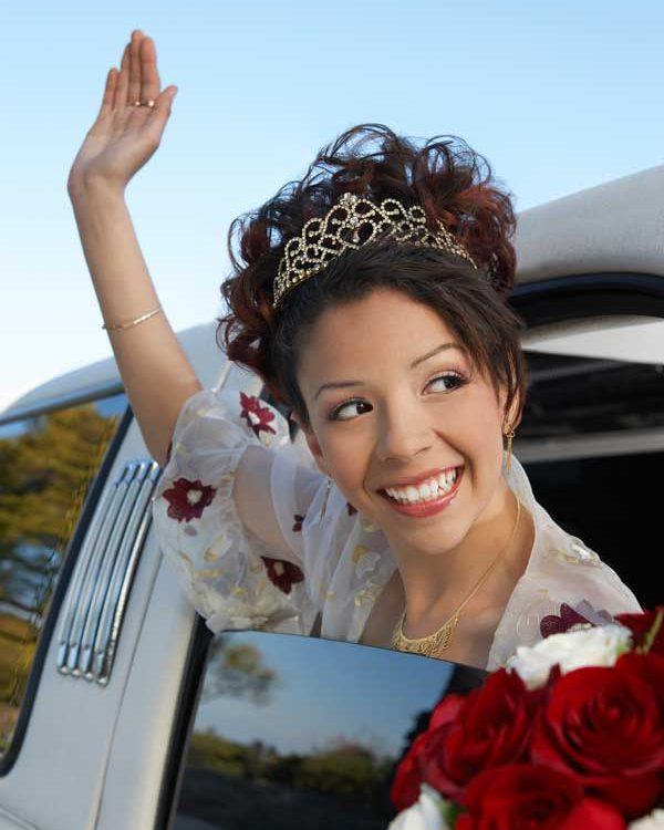 Woman at Wedding - san antonio quinceanera choreography for weddings