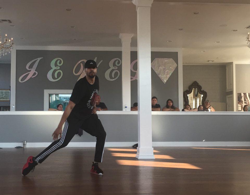 San Antonio Quinceañera Choreography
