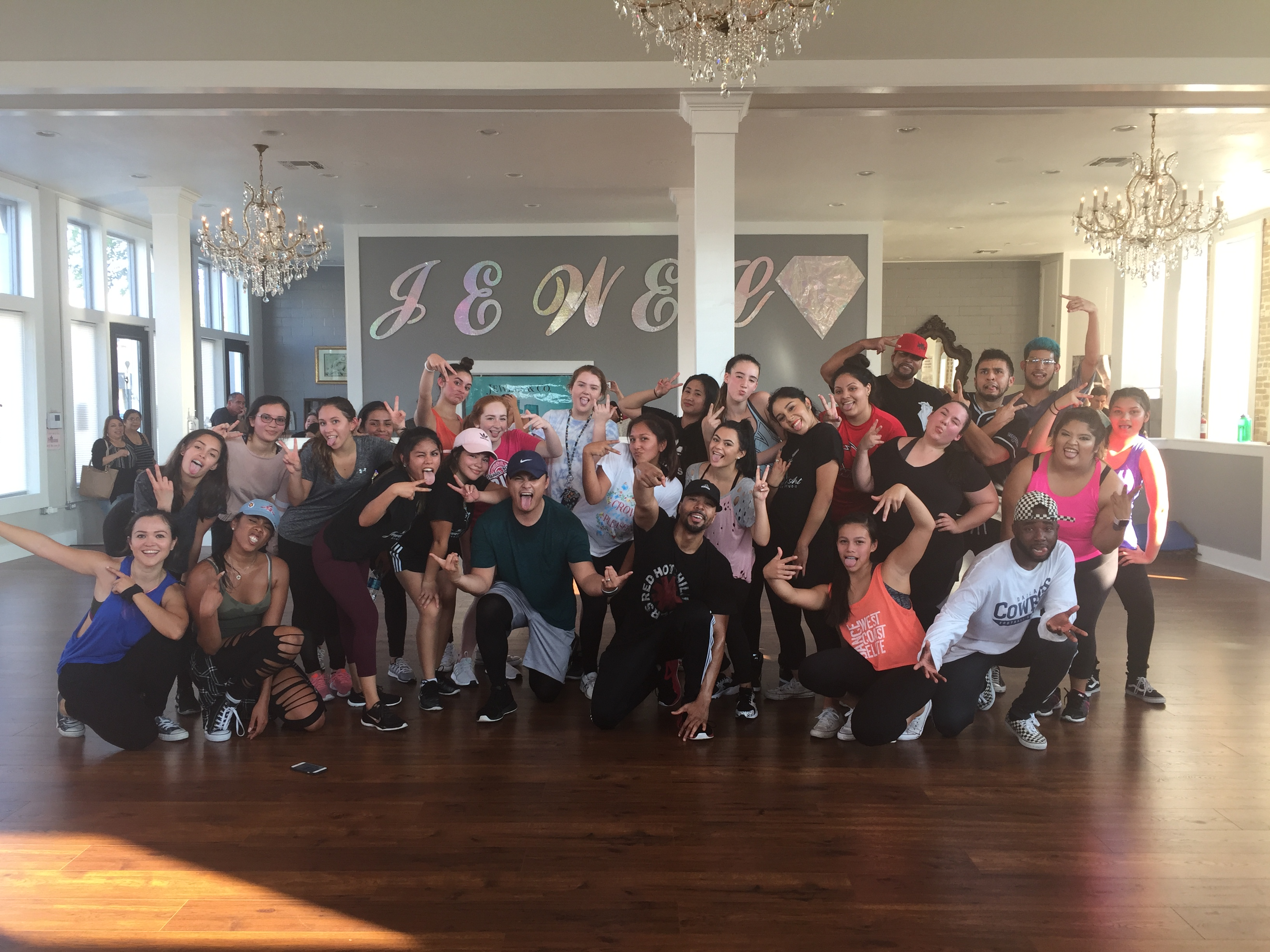 San Antonio Quinceañera Choreographers
